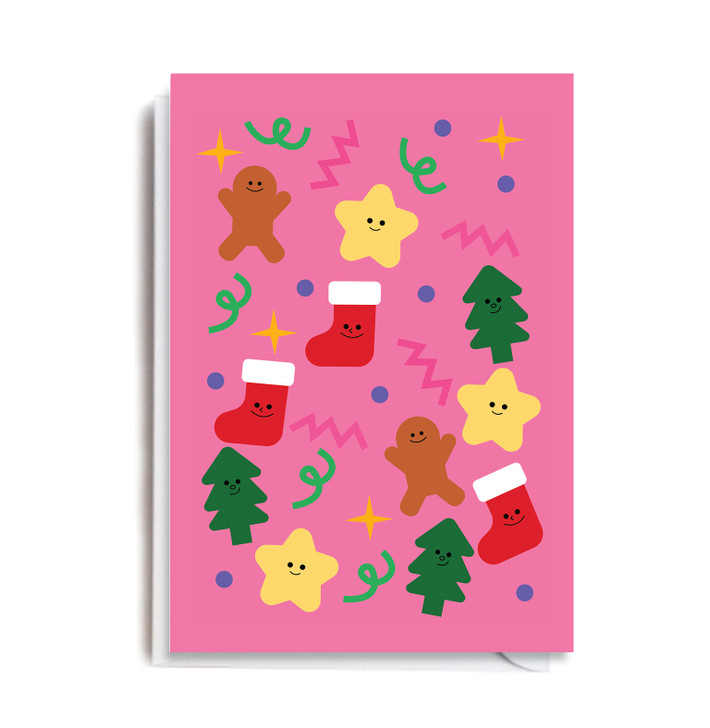 LP104 - Christmas Stockings