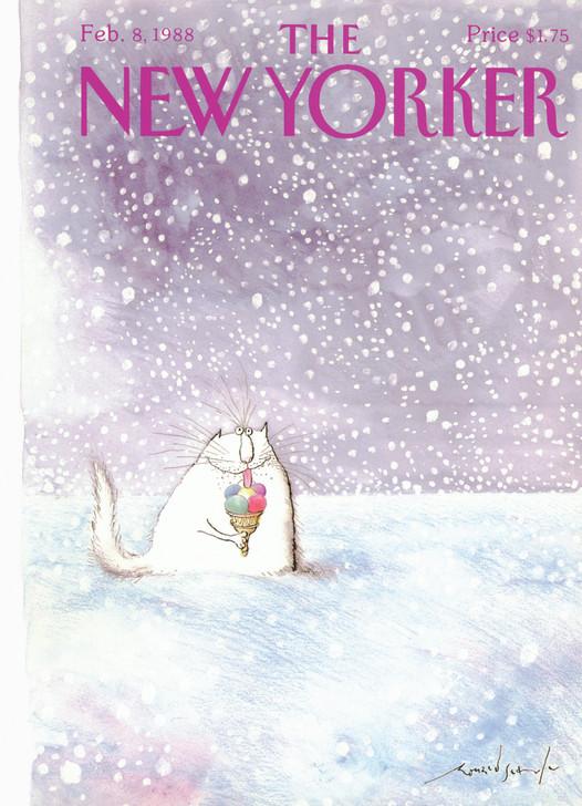 NYVX066 - Snow Cat
