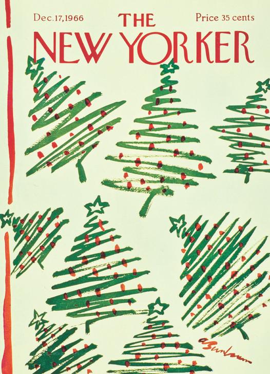 NYVX067 - Christmas Trees
