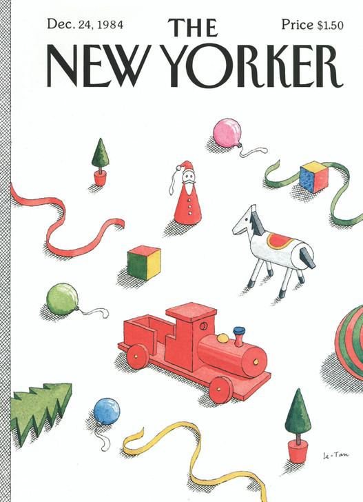 NYVX069 - Christmas Toys