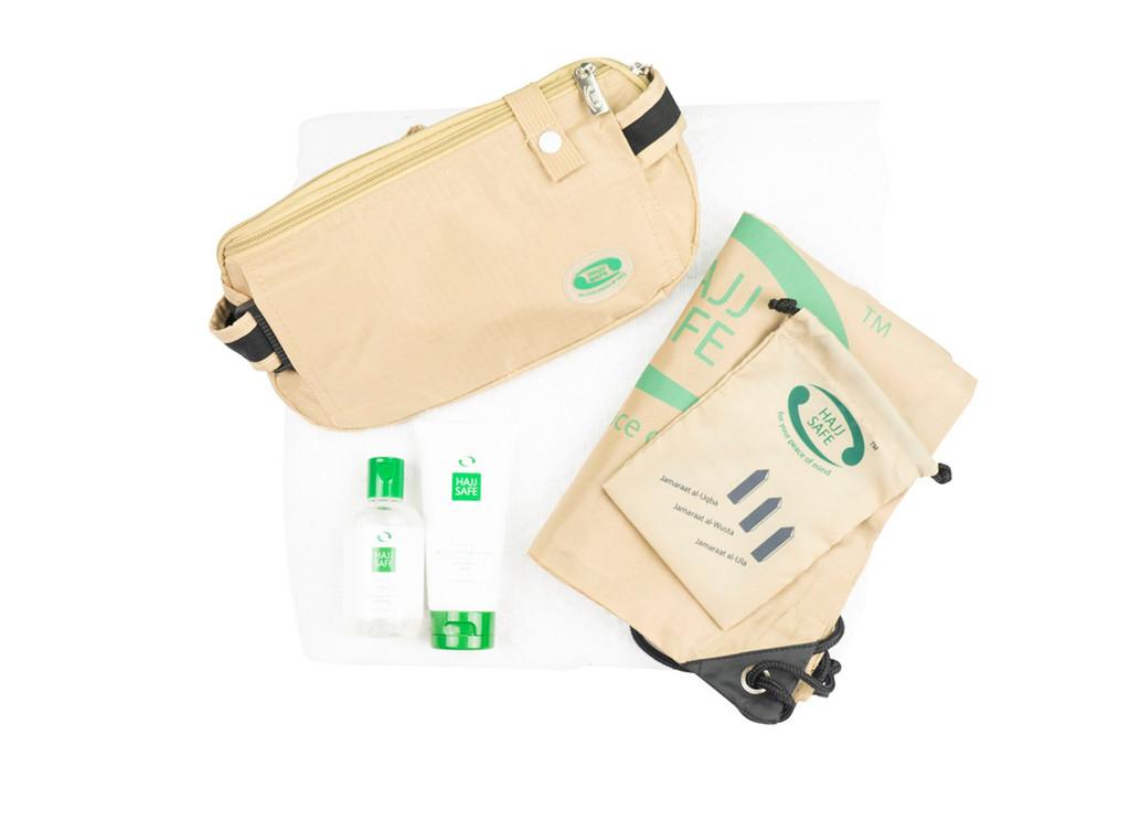 Hajj Safe Brothers Kit 2 - Cream