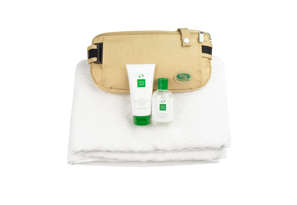 Hajj Safe Brothers Kit 3 - Beige