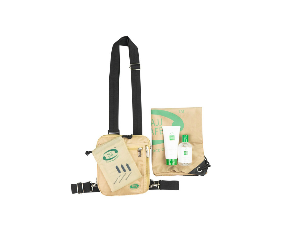 Hajj Safe Sisters Kit 3 - Beige