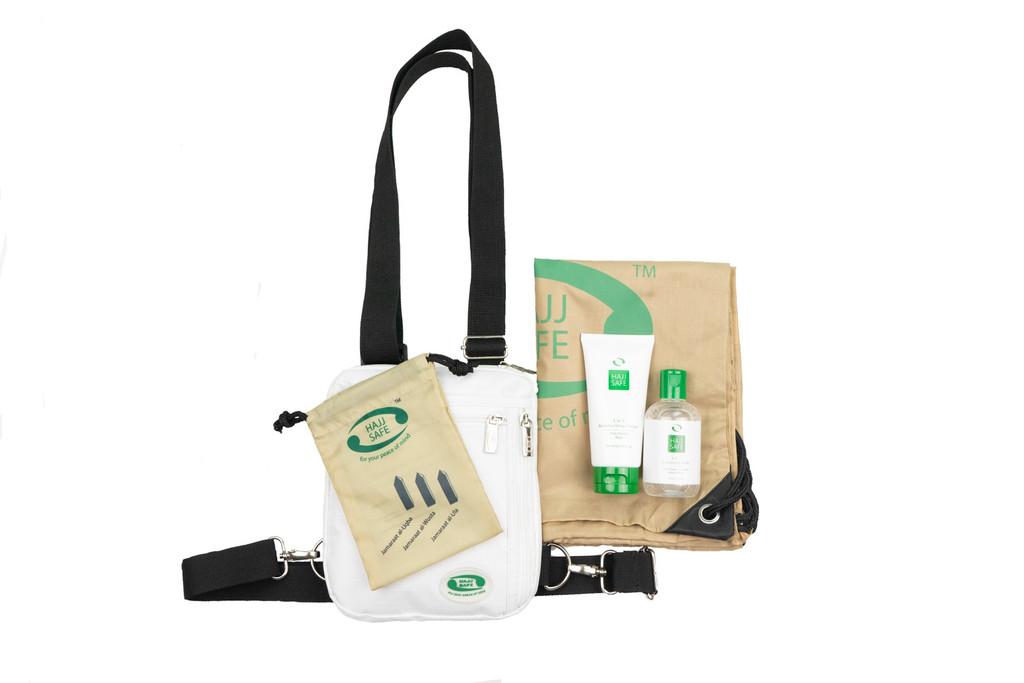 Hajj Safe Sisters Kit 3 - White