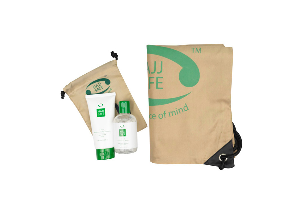 Hajj Safe Unscented Kit 5