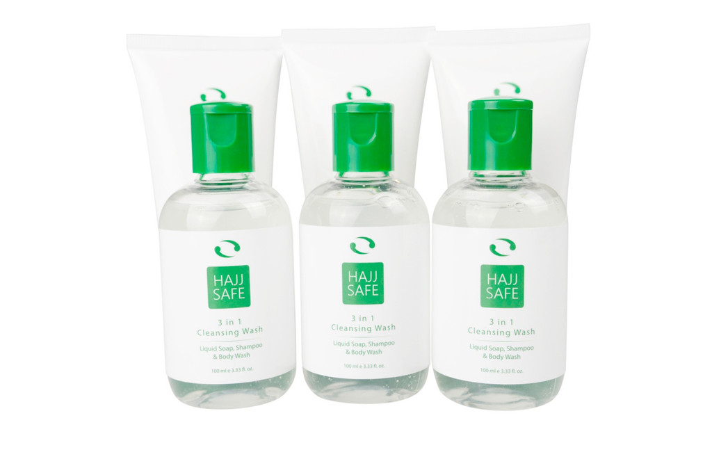 HAJJ SAFE UNSCENTED KIT 6