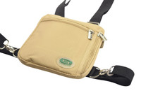 Hajj Safe - Secure Side Bag & Neck Bag - Can carry many items.