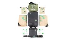 Hajj Safe Ultimate Couples Travellers Kit - Black