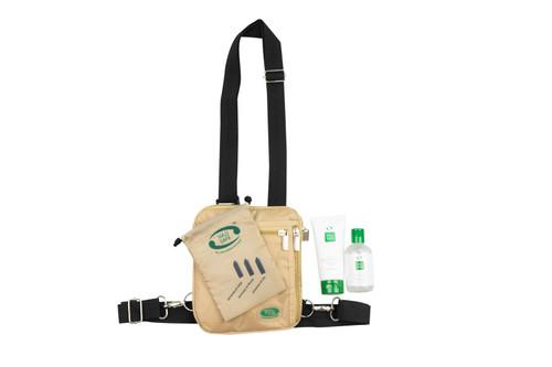 Hajj Safe Sisters Kit 1 - Cream