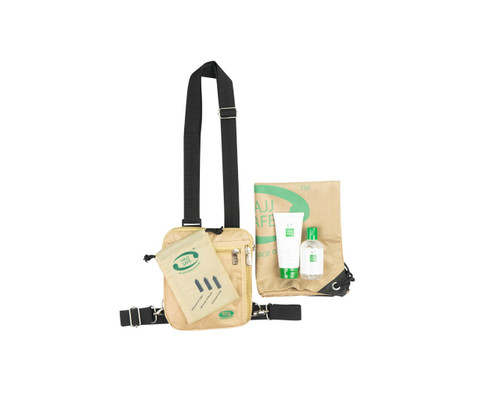 Hajj Safe Sisters Kit 3 - Beige