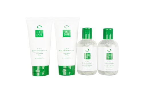 Hajj Safe Unscented Kit 1