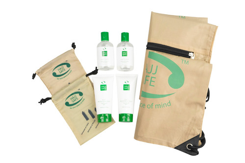 Hajj Safe Unscented Kit 2