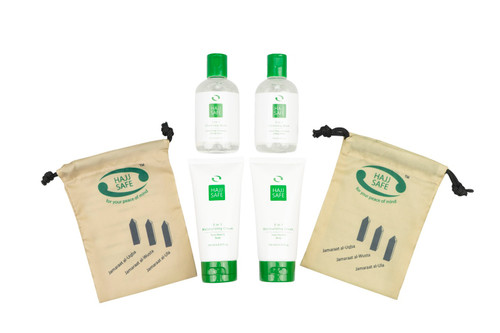 Hajj Safe Unscented Kit 3
