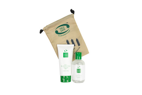Hajj Safe Unscented Kit 4