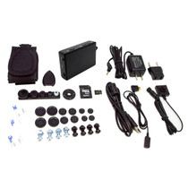 PV-500N-BUNDLE Button Hidden HD Camera Kit + Handheld DVR w/ Live Wi-Fi Viewing