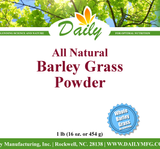 Barley Grass - Dehydrated Powder