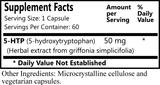 5-HTP (5-hydroxytrypophan)