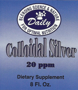 Colloidal Silver | 8 fl oz