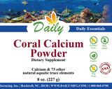 Coral Calcium | Powder