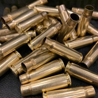 7.62x39 Brass Pieces