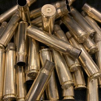 8mm Mauser Brass Pieces