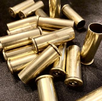 41Rem Mag Brass Pieces