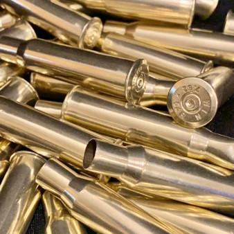 7.62x54R Brass Pieces