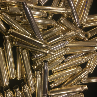 300 WIN Mag Brass Pieces