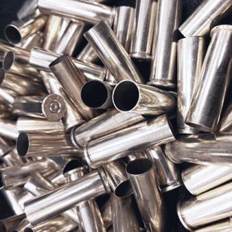 357 Mag Nickel Pieces