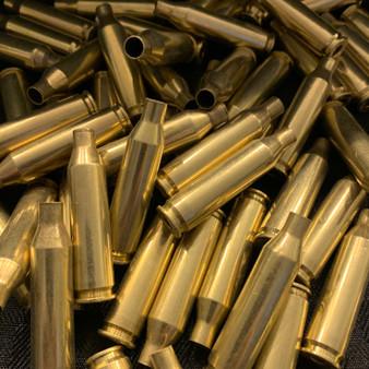 243 WIN Brass Pieces