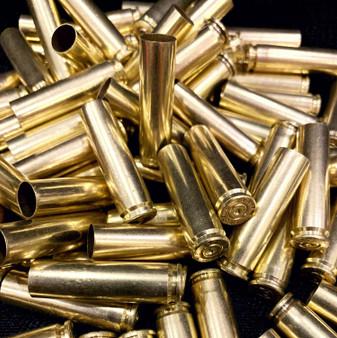 30 Carbine Brass Pieces