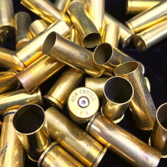 454 Casull Brass Pieces