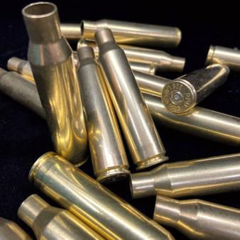 338 Lapua Brass Pieces