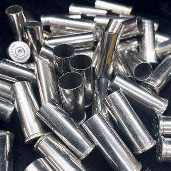 44 Mag Nickel Pieces