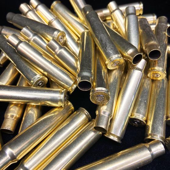 7.7 x 58 Brass Pieces