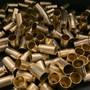 40 S&W Brass Pieces