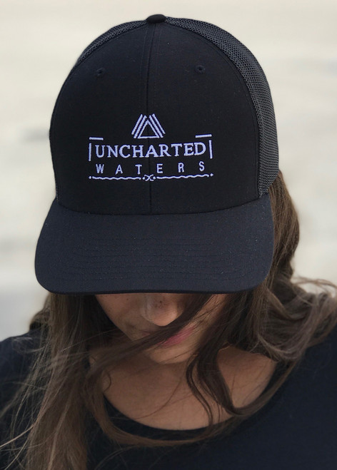 Uncharted Waters Mesh Trucker Hat