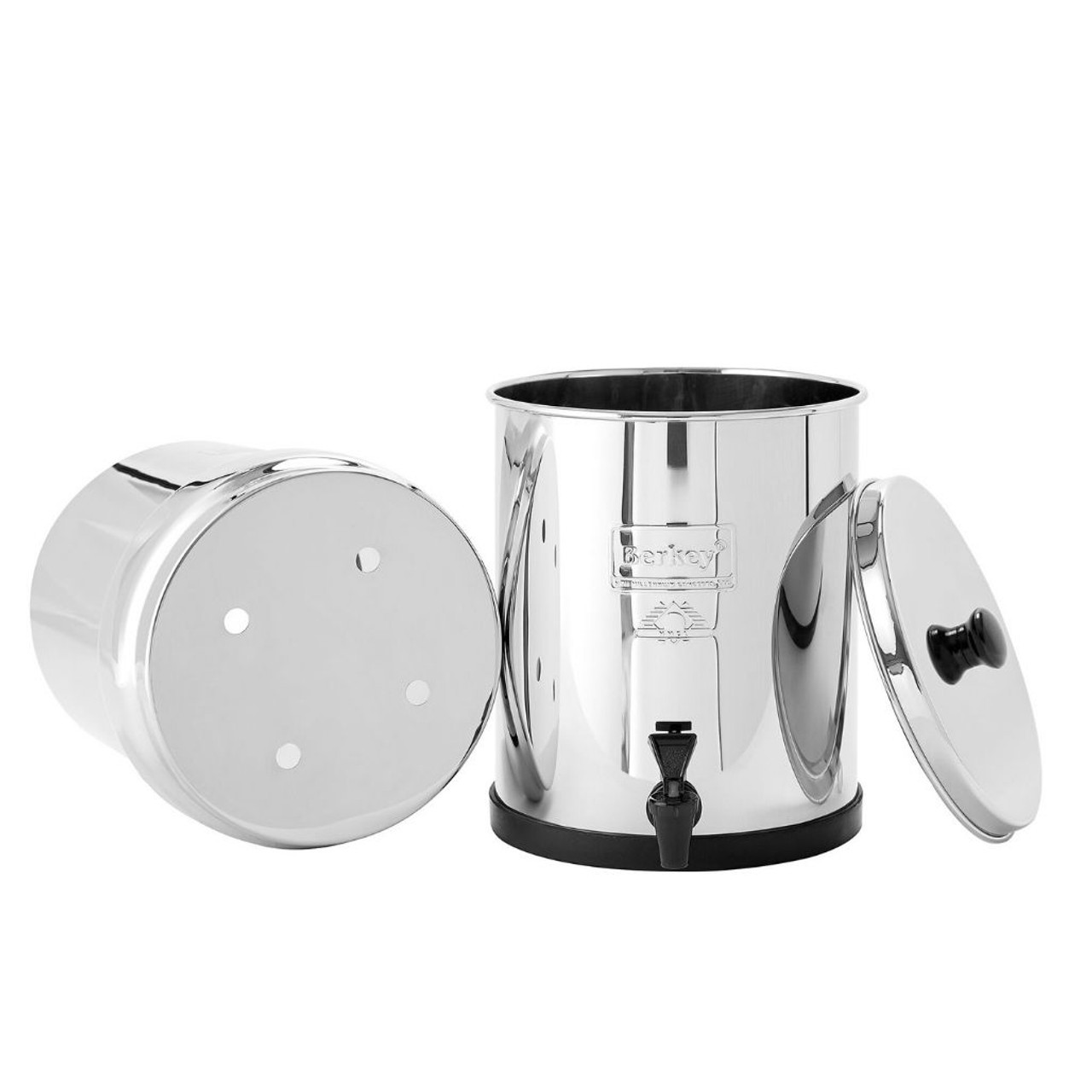 Big Berkey (2.25 gal) Water Purification System