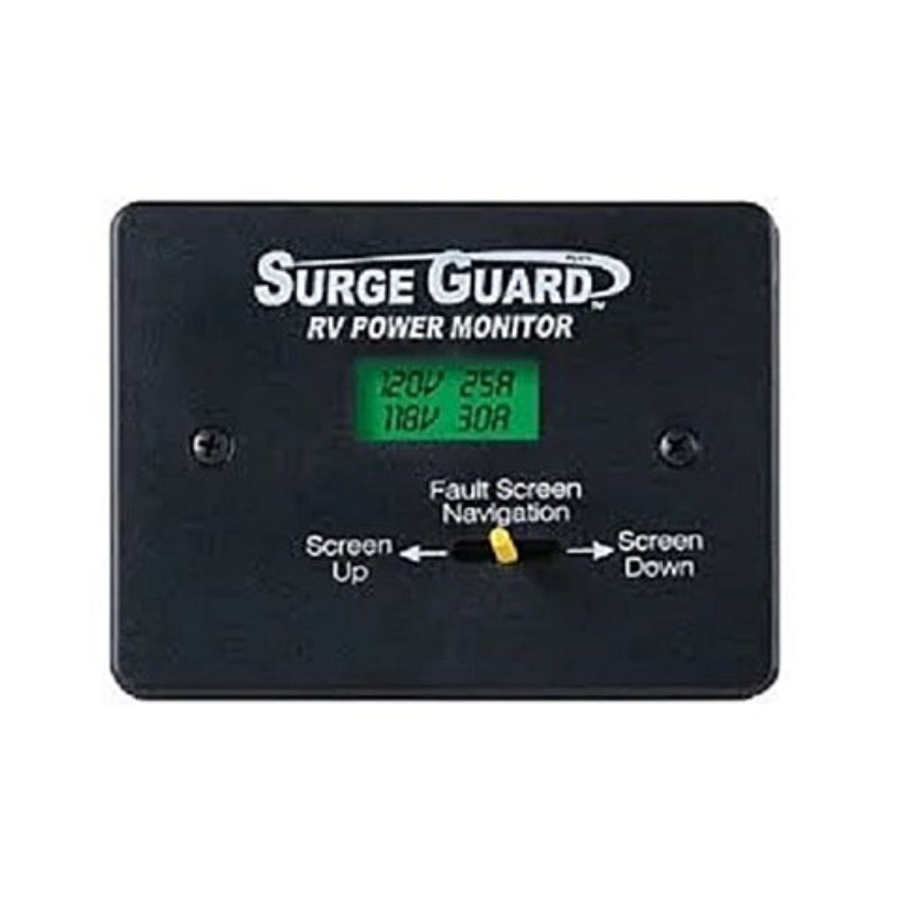 Surge Guard Display Monitor and Cable for 35530 / 35550 Hardwired Models