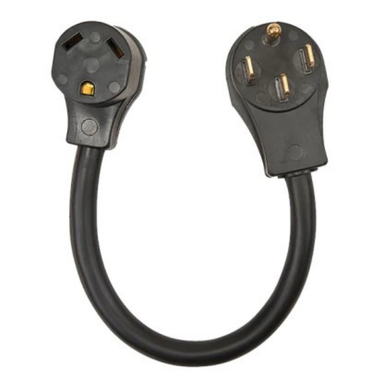 Surge Guard 50 Amp Male to 30 Amp Female - 18 Inches
