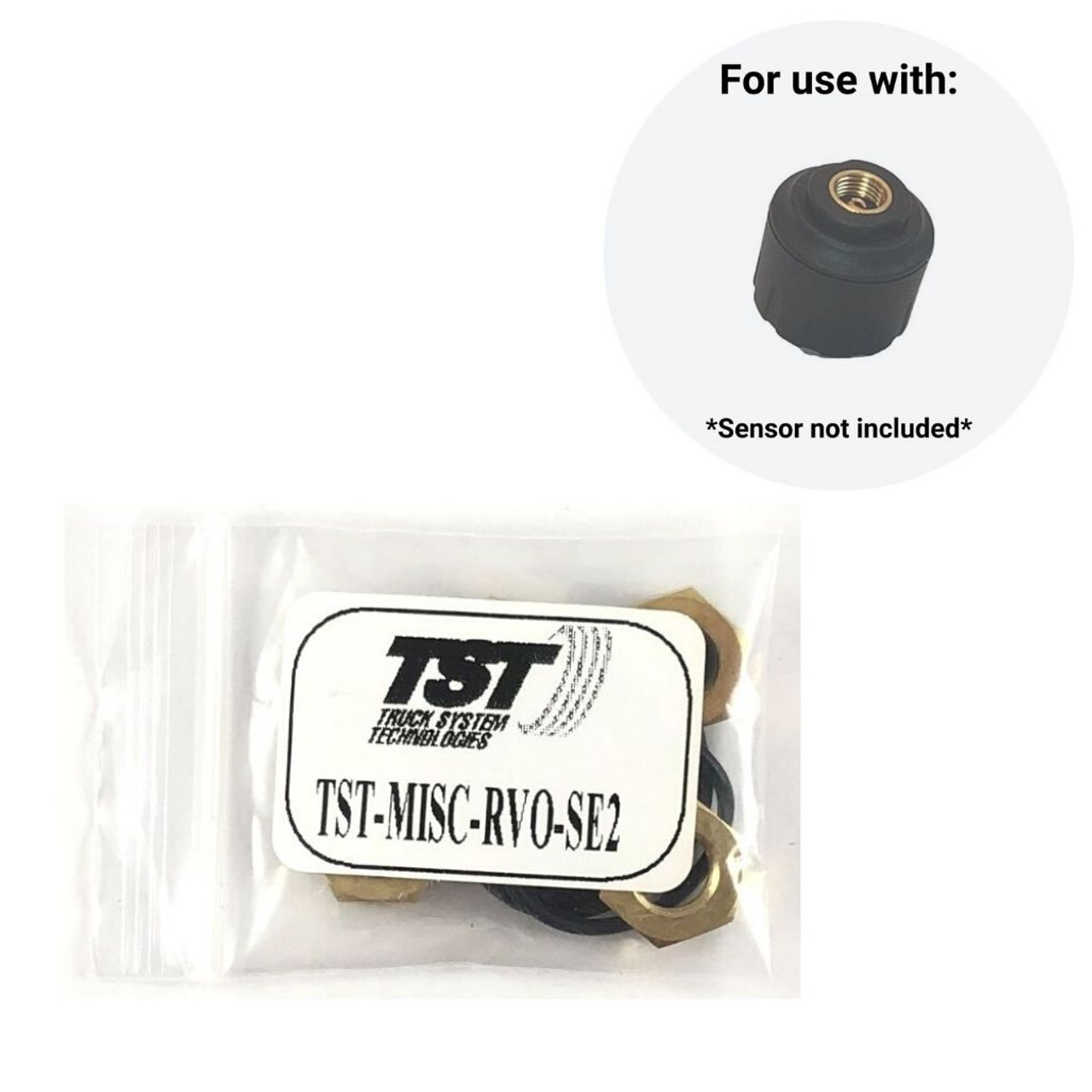 O-Ring Kit for TST Cap Sensor (2nd Generation)