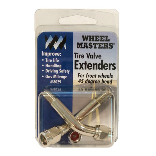 Wheel Masters 45 Degree Valve Extenders
