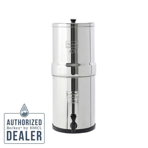 Travel Berkey (1.5 gal) Water Purification System