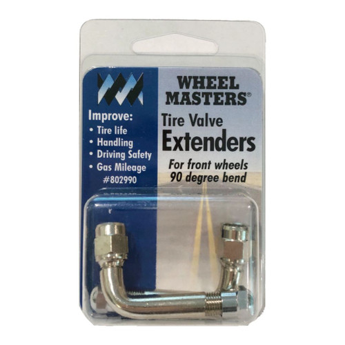 Wheel Masters 90 Degree Valve Extenders
