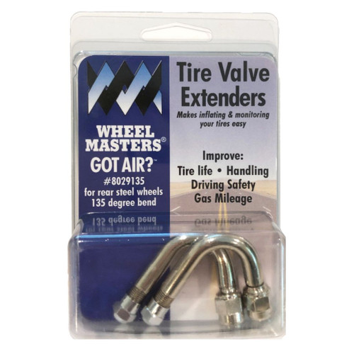 Wheel Masters 135 Degree Valve Extenders