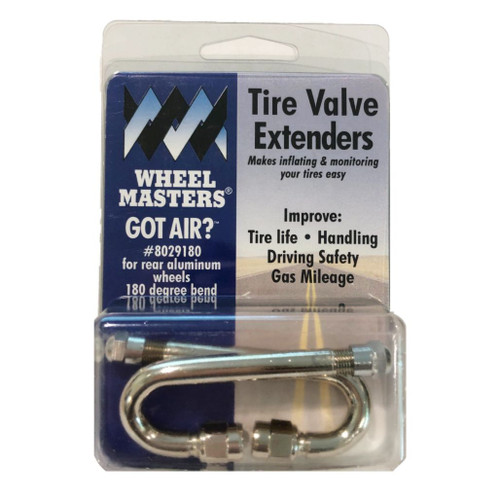 Wheel Masters 180 Degree Valve Extenders