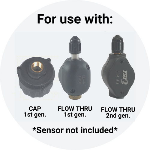 CR-1632 Replacement Battery (6 pack)- Use with both 1st Generation Sensors and 2nd Generation Flow Thru Sensor