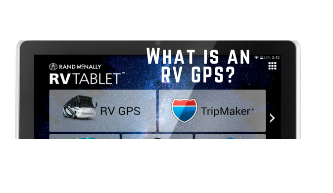 What is an RV Specific GPS?