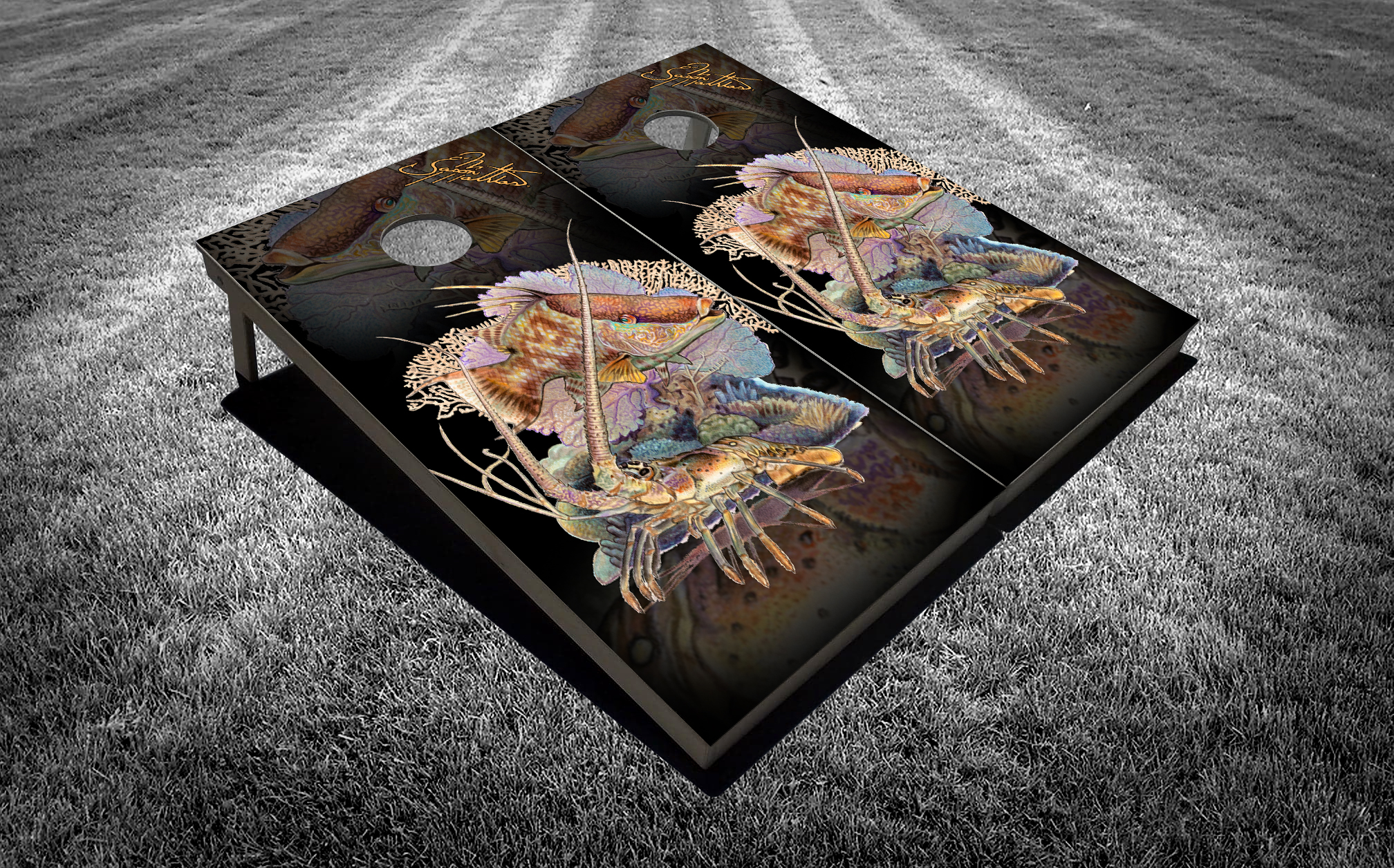 jason-mathias-cornhole-boards-set-hogfish-lobster-artwork.jpg