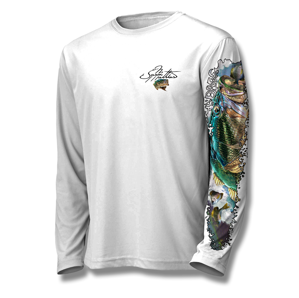 largemouth-bass-jason-mathais-art-white-front.png